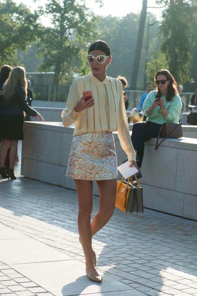 Streetlooks.PFW.Giovanna Battaglia
